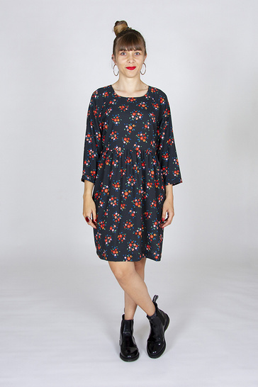 Cassiopée - Dress Sewing Pattern