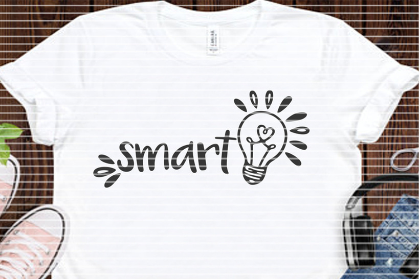 """File """"smart Girl"""" Ironing-picture SVG DXF"""
