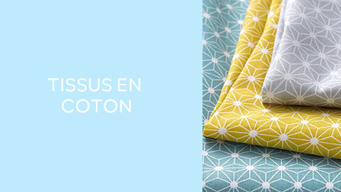 Tissus en coton