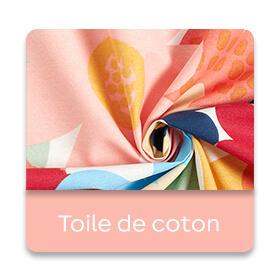 Layering - Tissus toile de coton