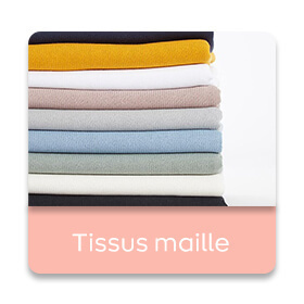 Layering - Tissus maille