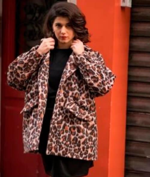 Patron du manteau Noé par Atelier Patron de Couture
