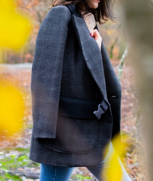 Patron de la veste Bianca par Kaleïko