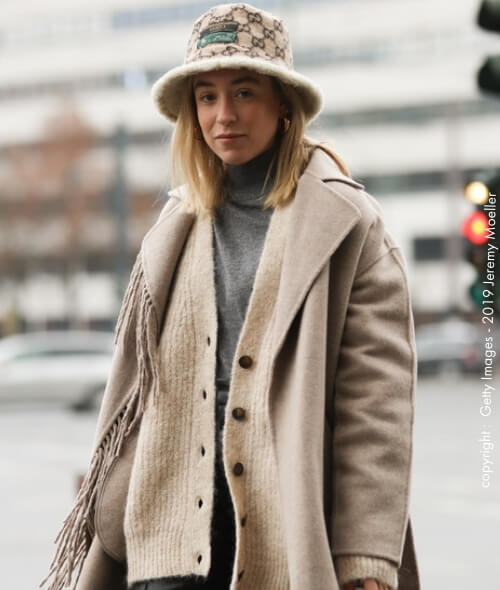 Inspiration couture layering