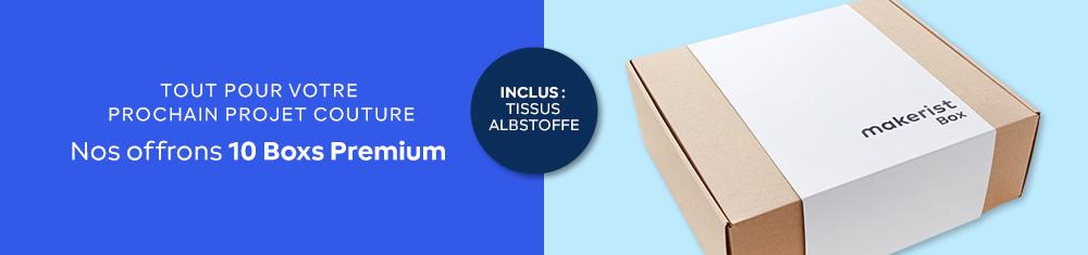 Nos offrons 10 Boxs Premium !