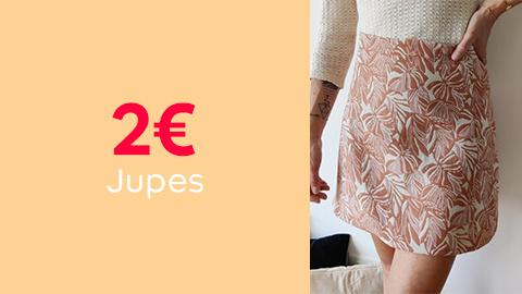 Patrons de jupes à 2€
