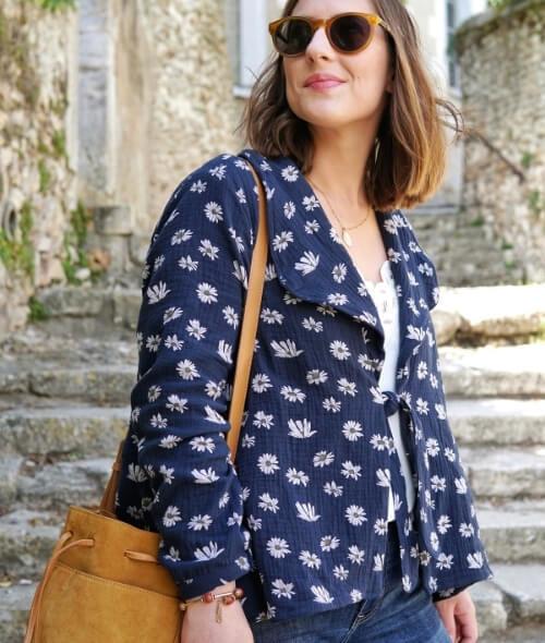 Le look du patron Paola par notre ambassadrice Clémence