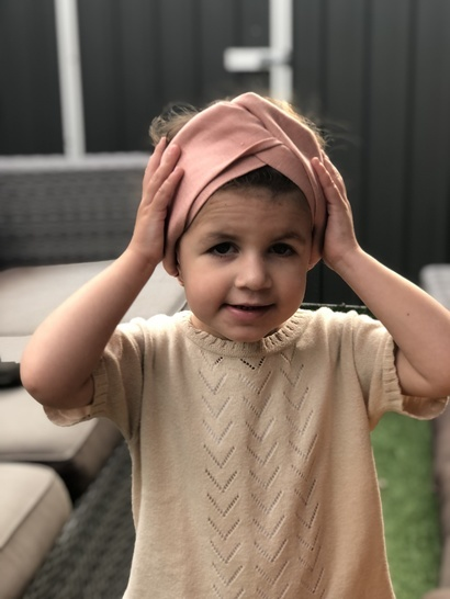Easy Headband Tutorial Multi Size for kids and Adults