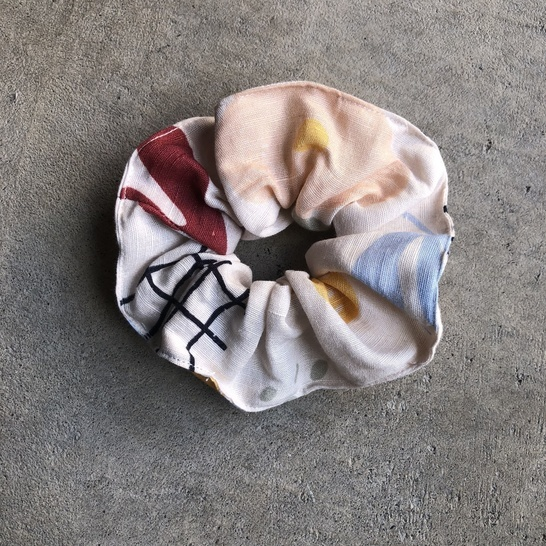 Scrunchies tutorial and pattern for Kids and Adult, 6 ways