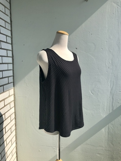 """Tank Top Sewing Pattern Bust Sizes 32""""-49"""""""
