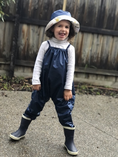 Unisex Jumpsuit PDF Pattern for Kids 6 Months to 8 Years