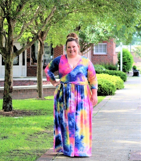 Wrap Top and Dress - PDF Sewing Pattern - Beginner Friendly
