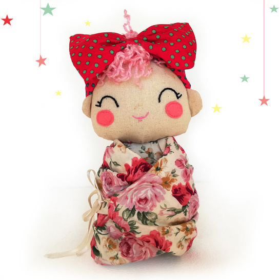 Baby Mia PDF Sewing Pattern and Tutorial