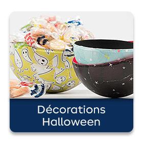 Tissus pour décoration Halloween