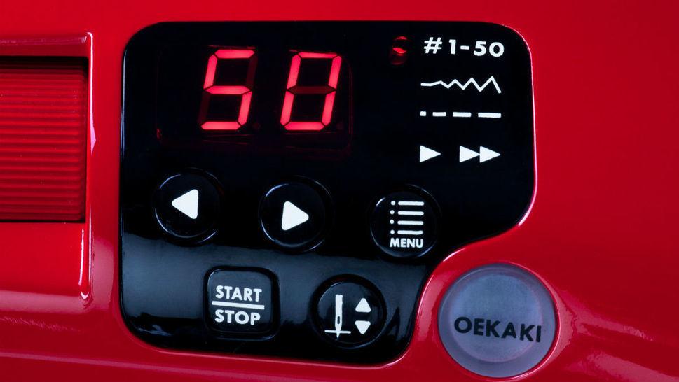 Toyota OEKAKI Renaissance - Computernähmaschine im Makerist Materialshop - Bild 3