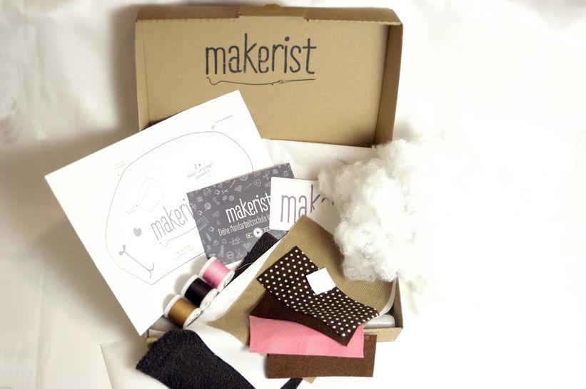Schmittchen das Meerschweinchen - Kuscheltier Komplettbox von Knuschels im Makerist Materialshop - Bild 2