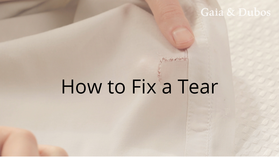 Beginner's Fix-it-Yourself Course: Hand Stitch