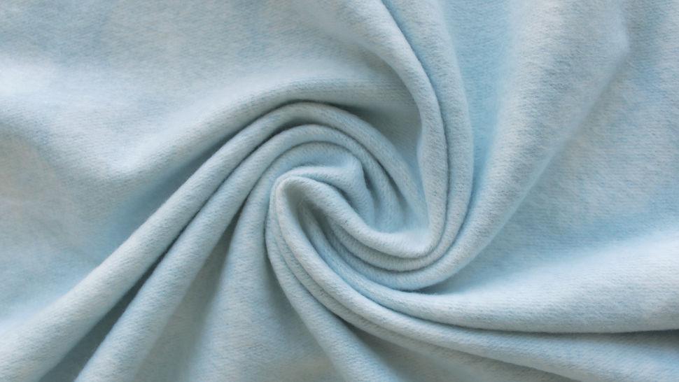 Sweatstoff rauchblau: Avalana Pusteblumen - 160 cm im Makerist Materialshop - Bild 6