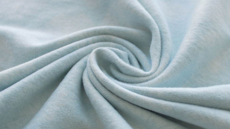 Sweatstoff rauchblau: Avalana Pusteblumen - 160 cm im Makerist Materialshop - Bild 7