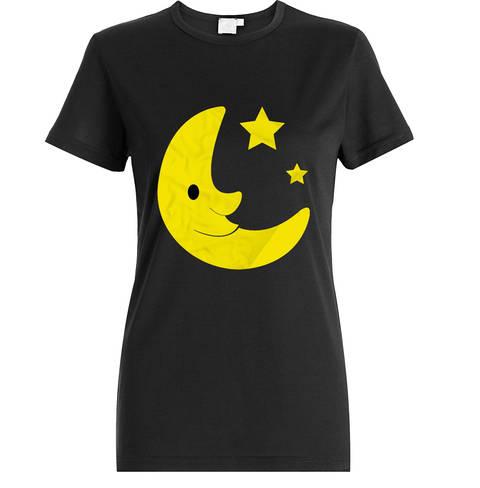 Plotterdatei Mond und Sterne von PiexSu bei Makerist