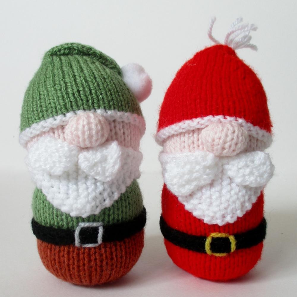 Santa and Gnome