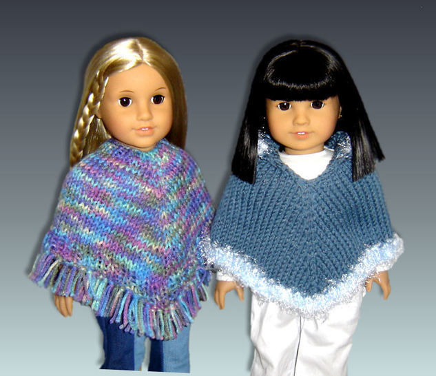 Doll Poncho at Makerist - Image 1
