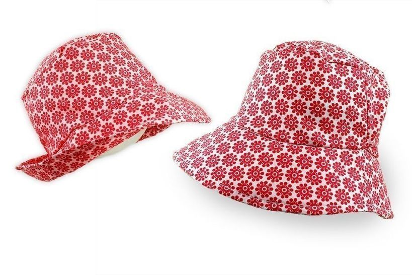 Sewing pattern - Summer hat for women and girls with brim - English Version bei Makerist - Bild 1