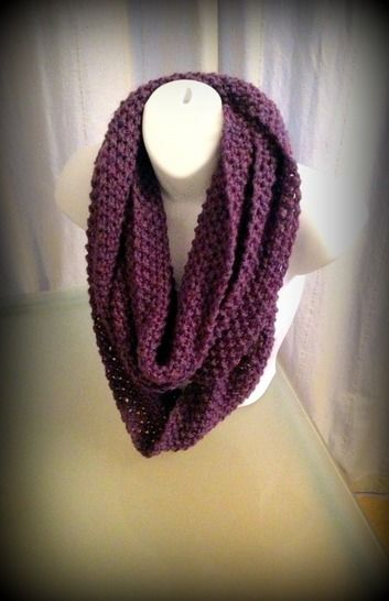 Super Long Infinity Scarf at Makerist - Image 1