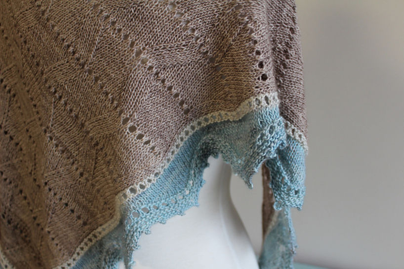 Sandpiper Shawl at Makerist - Image 1