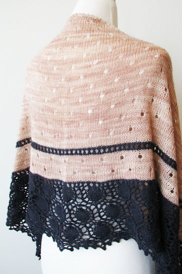 Oyster Shawl at Makerist - Image 1