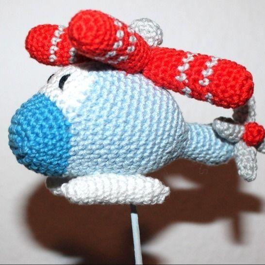 ebook rattle grab toy helicopter bei Makerist - Bild 1