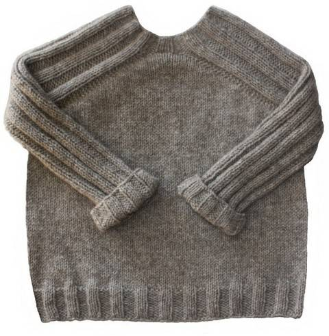 Pull Merlin 2-12 ans - tricot
