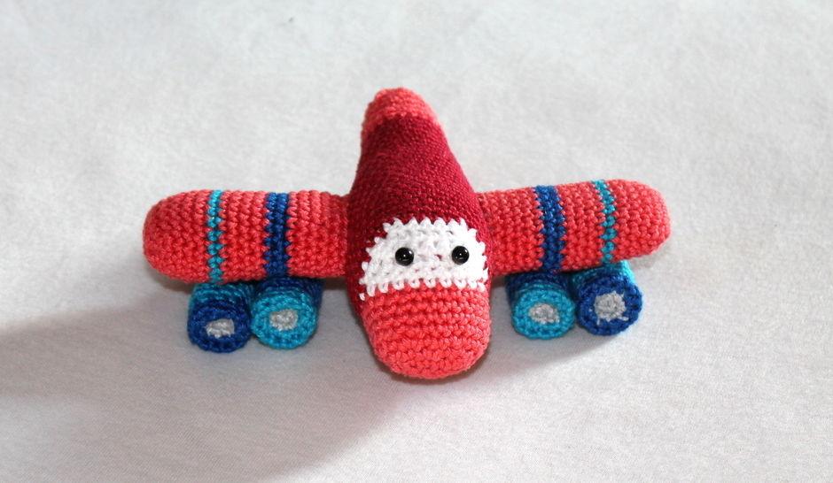 ebook grab toy rattle plane bei Makerist - Bild 1