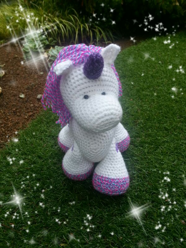 Sparkle, the Unicorn