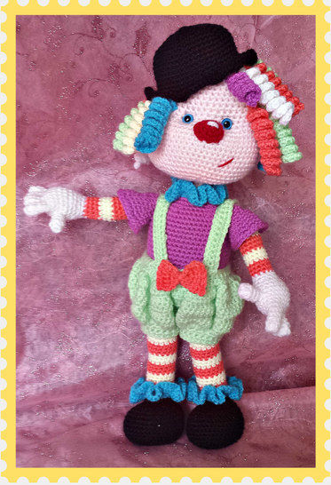 Sherbet, the Clown at Makerist - Image 1
