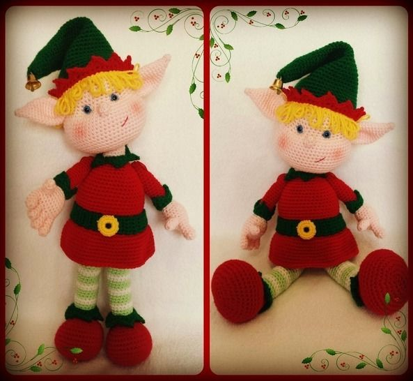 Eli, the Elf at Makerist - Image 1