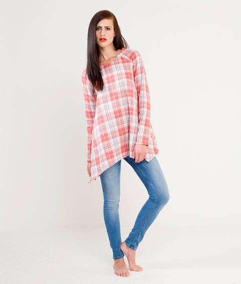 Schnittmuster und Nähanleitung Shirt Anni