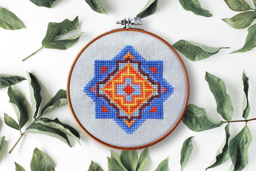 Geometrie no. 3 bei Makerist - Bild 1