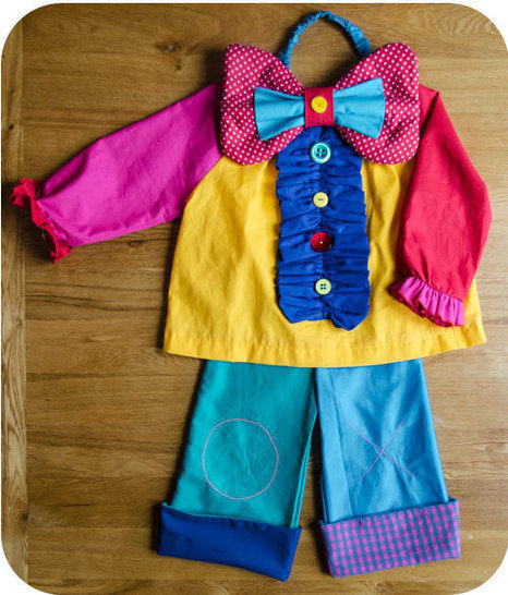 Pantalon de petit clown - tuto couture  chez Makerist - Image 1