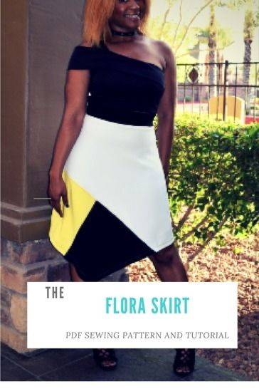 Flora Skirt at Makerist - Image 1