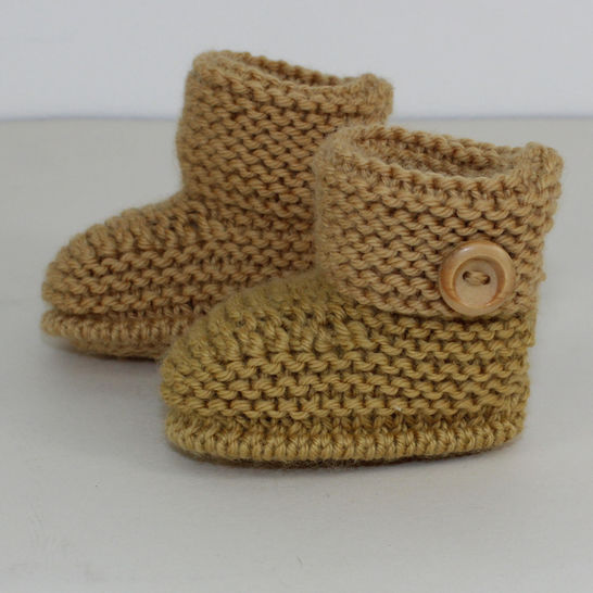 Baby Simple Cuff Boots at Makerist - Image 1