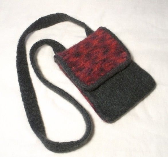 Alex kindle bag knitting pattern at Makerist - Image 1