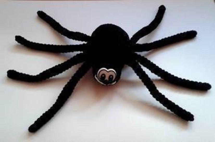 Häkelanleitung Spinne bei Makerist - Bild 1
