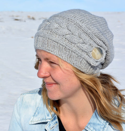 Song of Winter Slouch Hat at Makerist - Image 1