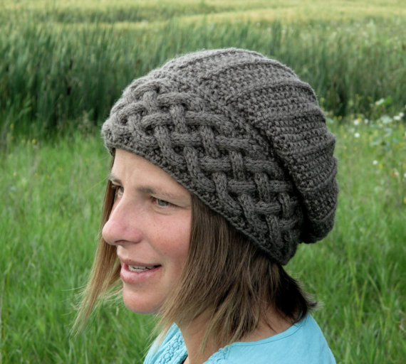 Song of Peace Slouch Hat