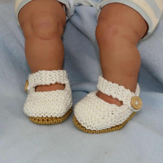 Baby Simple Sandals at Makerist - Image 1