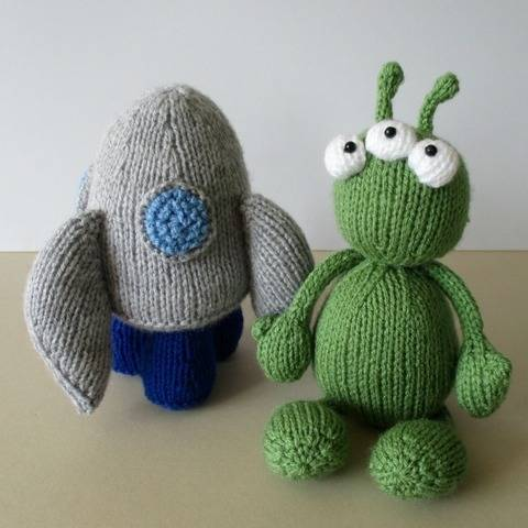 Alien Adventure at Makerist