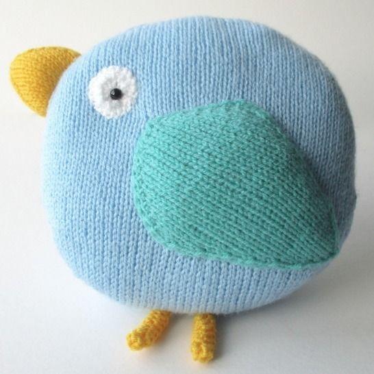 Bella Bird Cushion at Makerist - Image 1