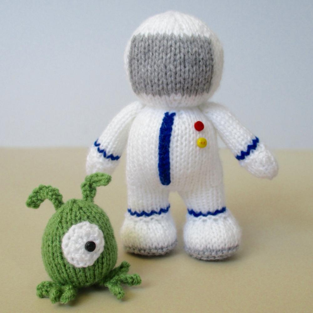 Buzz Astronaut and Zoff Alien