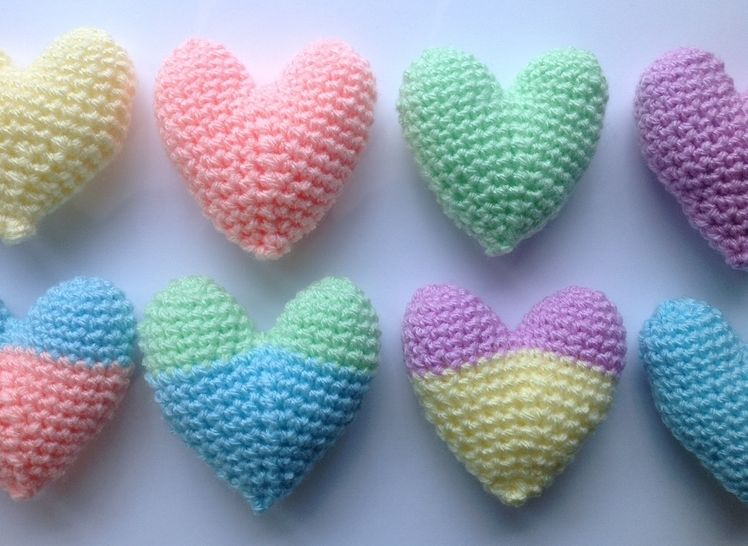 Heart - Crochet Pattern at Makerist - Image 1